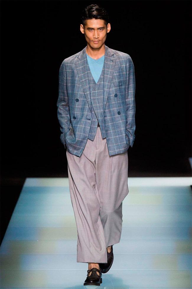 MILAN FASHION WEEK Giorgio Armani Spring 2016. www.imageamplified.com, Image Amplified (6)