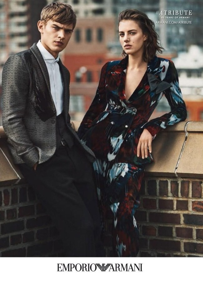 CAMPAIGN Bo Develius for Emporio Armani Fall 2015 by Lachlan Bailey. Clare Richardson, www.imageamplified.com, Image amplified (5)
