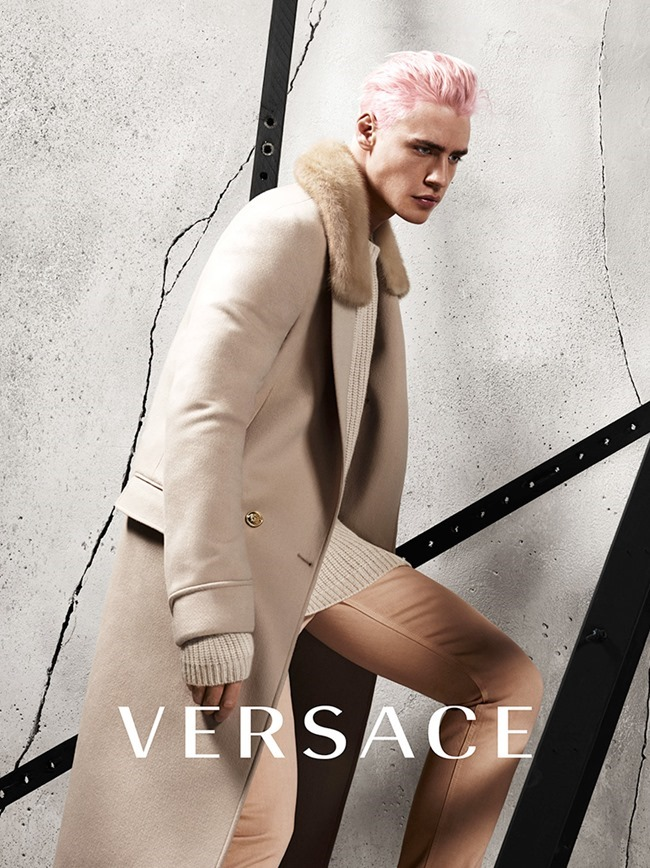 CAMPAIGN Versace Fall 2015 by Mert & Marcus. David Bradshaw, www.imageamplified.com, Image Amplified (7)