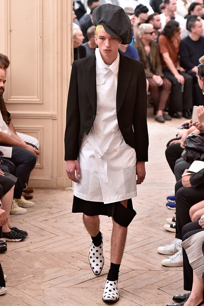 PARIS FASHION WEEK Comme des Garcons Spring 2016. www.imageamplified.com, Image Amplified (14)