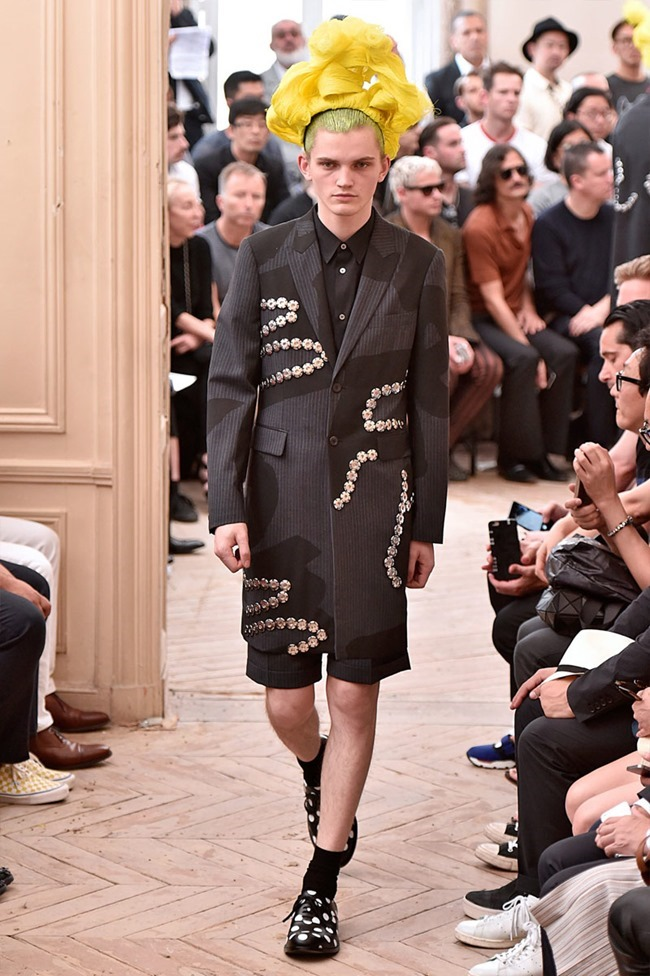PARIS FASHION WEEK Comme des Garcons Spring 2016. www.imageamplified.com, Image Amplified (28)