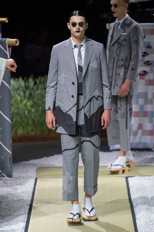 PARIS FASHION WEEK Thom Browne Spring 2016. www.imageamplified.com, Image Amplified (2)