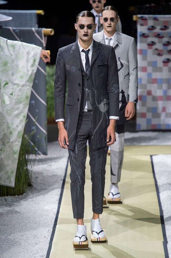 PARIS FASHION WEEK Thom Browne Spring 2016. www.imageamplified.com, Image Amplified (9)