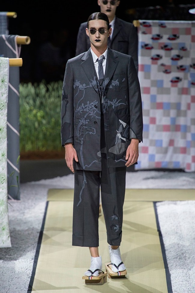 PARIS FASHION WEEK Thom Browne Spring 2016. www.imageamplified.com, Image Amplified (11)