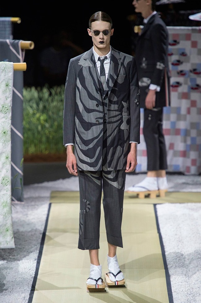 PARIS FASHION WEEK Thom Browne Spring 2016. www.imageamplified.com, Image Amplified (16)