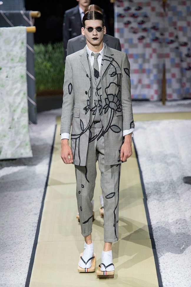 PARIS FASHION WEEK Thom Browne Spring 2016. www.imageamplified.com, Image Amplified (18)