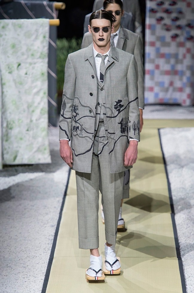 PARIS FASHION WEEK Thom Browne Spring 2016. www.imageamplified.com, Image Amplified (21)