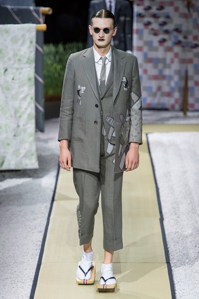 PARIS FASHION WEEK Thom Browne Spring 2016. www.imageamplified.com, Image Amplified (23)