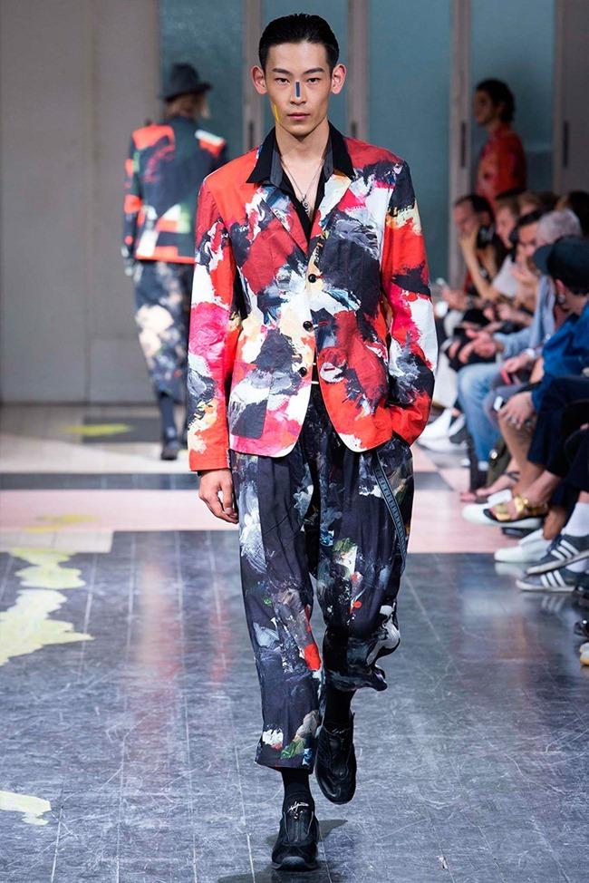 PARIS FASHION WEEK Yohji Yamamoto Spring 2016. www.imageamplified.com, Image Amplified (8)