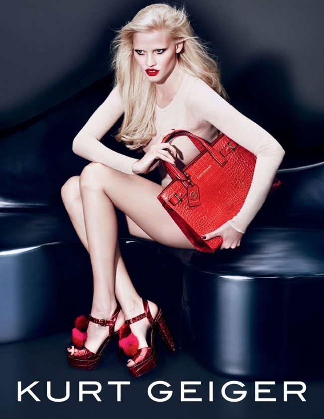 CAMPAIGN Lara Stone for Kurt Geiger Fall 2015 by Erik Torstensson. www.imageamplified.com, Image Amplified (6)