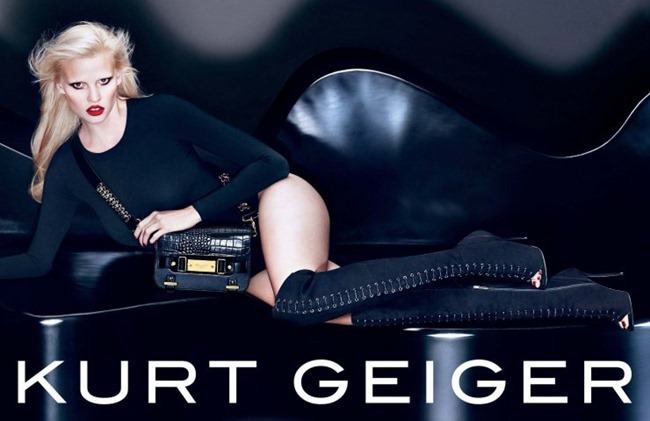 CAMPAIGN Lara Stone for Kurt Geiger Fall 2015 by Erik Torstensson. www.imageamplified.com, Image Amplified (3)