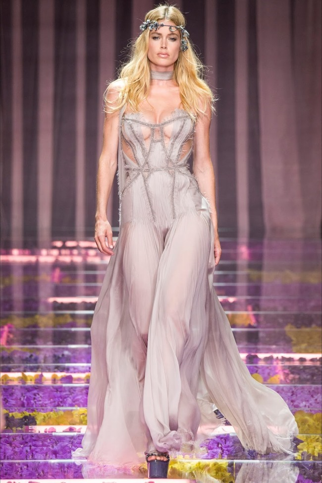 PARIS HAUTE COUTURE Atelier Versace Fall 2015. www.imageamplified.com, Image Amplified (38)