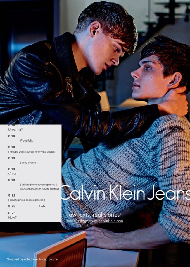 CAMPAIGN Calvin Klein Jeans Fall 2015 by Mario Sorrenti. www.imageamplified.com, Image Amplified (1)