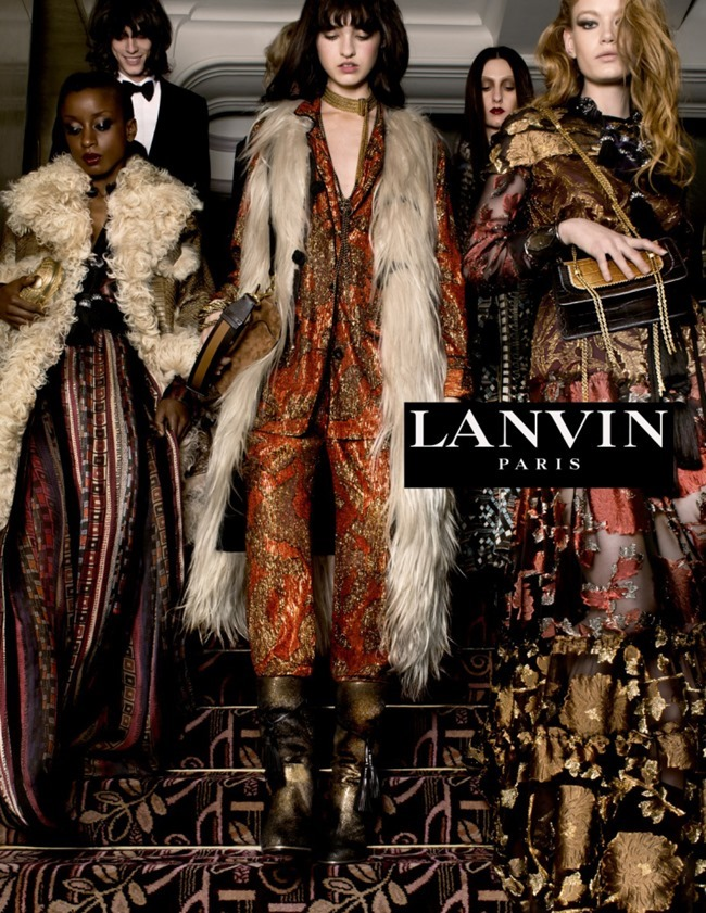 CAMPAIGN Lanvin Fall 2015 by Tim Walker. Jacob K, www.imageamplified.com, Image Amplified (4)