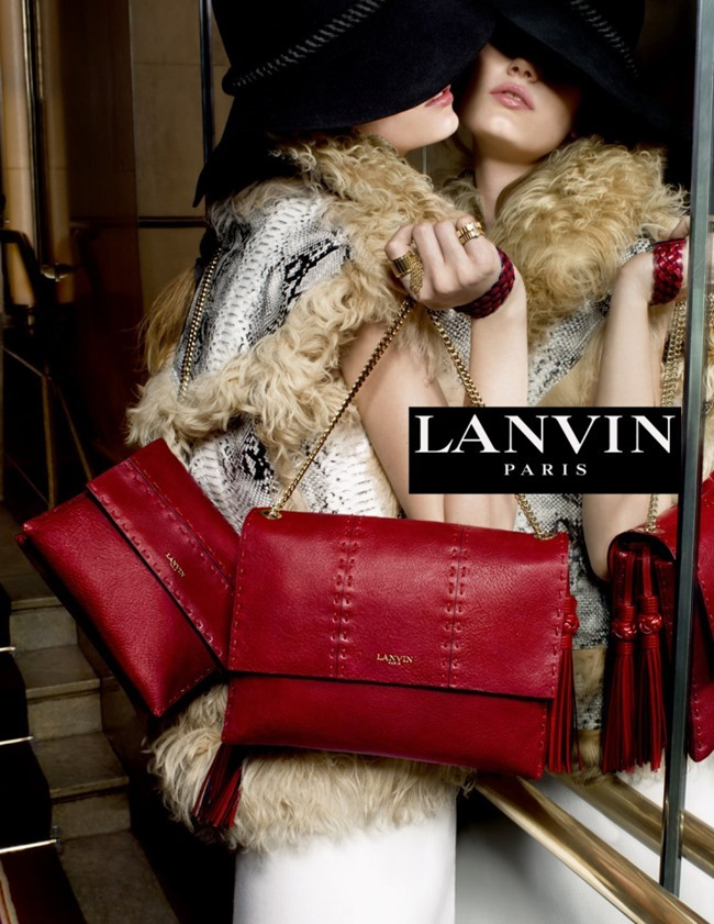 CAMPAIGN Lanvin Fall 2015 by Tim Walker. Jacob K, www.imageamplified.com, Image Amplified (5)
