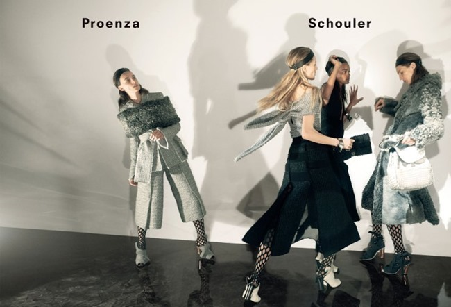 CAMPAIGN Proenza Schouler Fall 2015 by David Sims. Marie Chaix, www.imageamplified.com, Image Amplified (4)