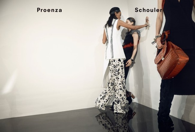 CAMPAIGN Proenza Schouler Fall 2015 by David Sims. Marie Chaix, www.imageamplified.com, Image Amplified (1)