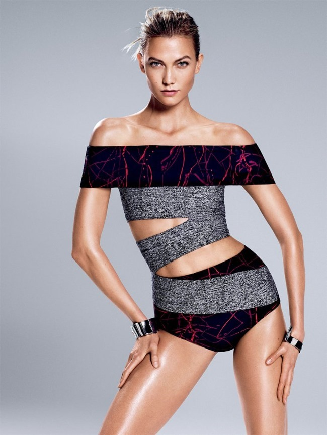 SELF MAGAZINE Karlie Kloss by Paola Kudacki. Melissa Martin, August 2015, www.imageamplified.com, Image Amplified (1)