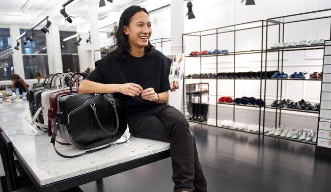 FASHION UPDATES: Alexander Wang,