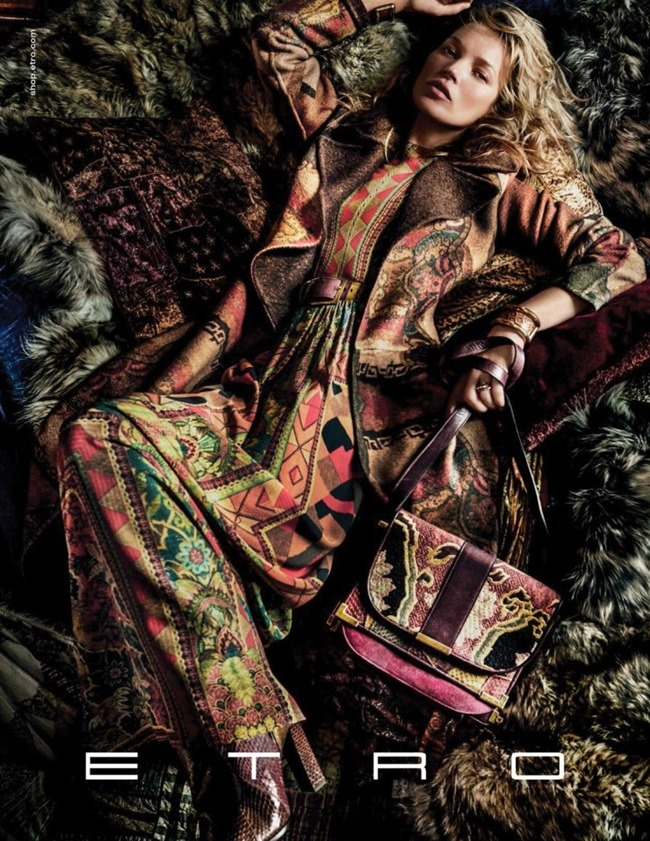 CAMPAIGN Kate Moss for Etro Fall 2015 by Mario Testino. www.imageamplified.com, Image Amplified (3)
