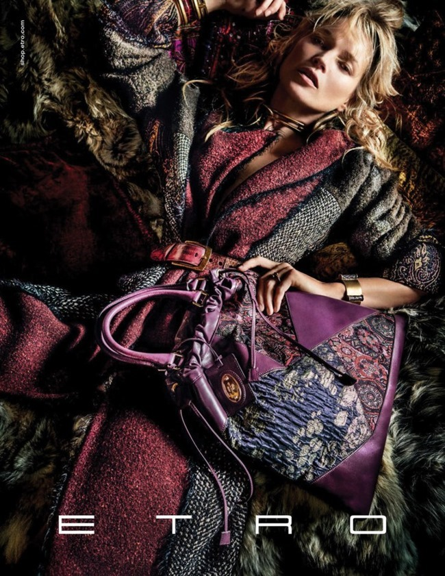 CAMPAIGN Kate Moss for Etro Fall 2015 by Mario Testino. www.imageamplified.com, Image Amplified (4)