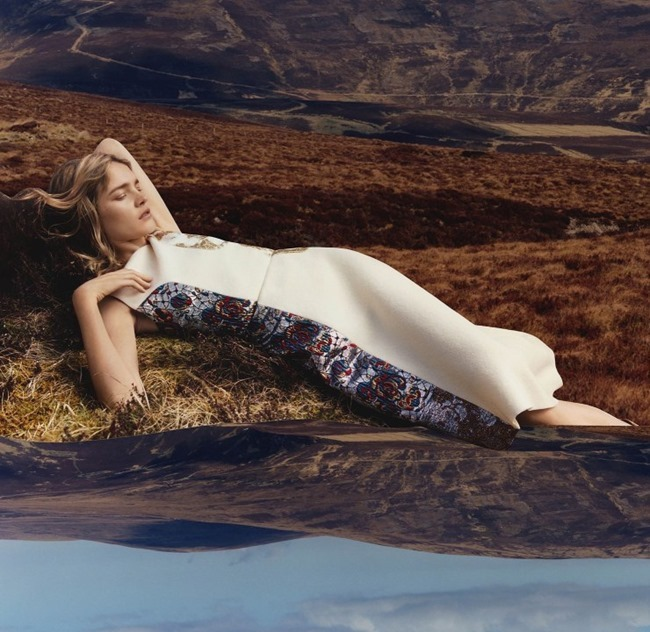 CAMPAIGN Natalia Vodianova for Stella McCartney Fall 2015 by Harley Weir. www.imageamplified.com, Image Amplified (2)