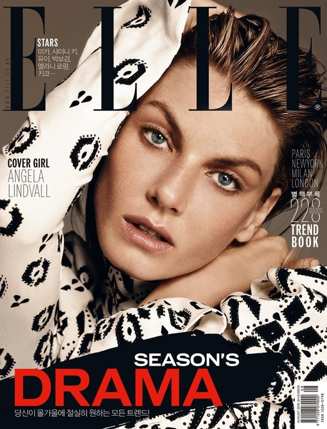 ELLE KOREA Angela Lindvall by Hong Jang Hyun. August 2015, www.imageamplified.com, Image Amplified (5)