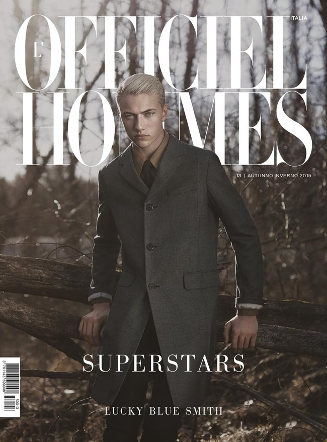 L'OFFICIEL HOMMES ITALY Lucky Blue Smith by Robbie Fimmano. Anders Solvsten Thomsen, Fall 2015, www.imageamplified.com, Image Amplified (13)