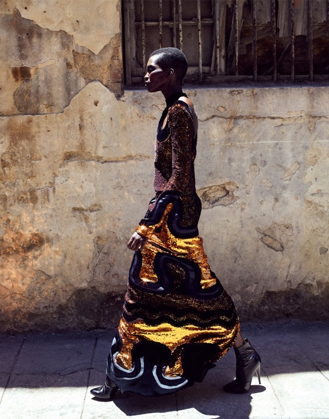 PORTER MAGAZINE Achok Majak & Cubans by Mikael Jansson. George Cortina, Fall 2015, www.imageamplified.com, Image Amplified (10)