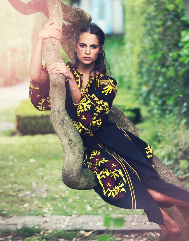 THE EDIT Alicia Vikander by David Bellemere. Natalie Brewster, July 2015, www.imageamplified.com, Image Amplified (3)