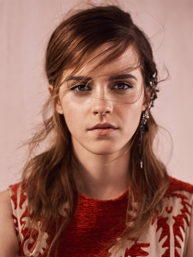 VOGUE UK Emma Watson by Josh Olins. Lucinda Chambers, September 2015, www.imageamplified.com, Image Amplified (5)