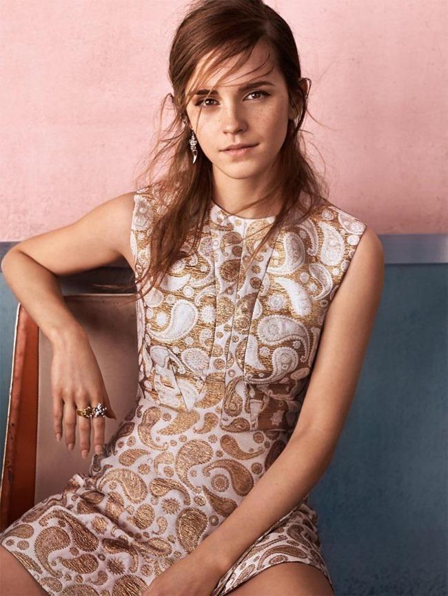 VOGUE UK Emma Watson by Josh Olins. Lucinda Chambers, September 2015, www.imageamplified.com, Image Amplified (3)