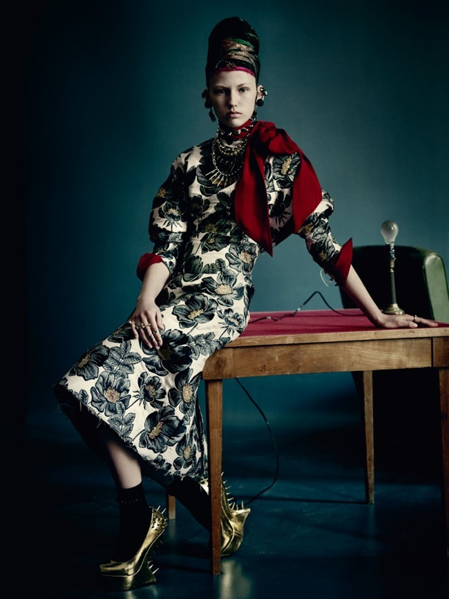 VOGUE UK The Shining by Paolo Roversi. Lucinda Chambers, September 2015, www.imageamplified.com, Image Amplified (1)