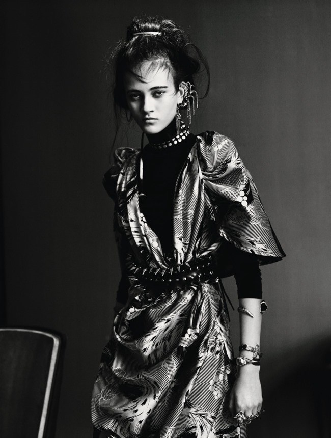 VOGUE UK The Shining by Paolo Roversi. Lucinda Chambers, September 2015, www.imageamplified.com, Image Amplified (9)