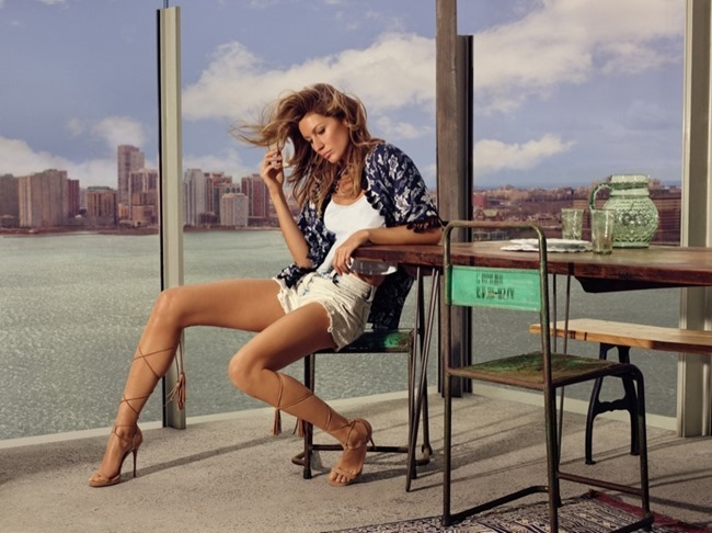 CAMPAIGN Gisele Bundchen & Sean O'Pry for Colcci Spring 2016 by Nino Munoz. www.imageamplified.com, Image Amplified (8)