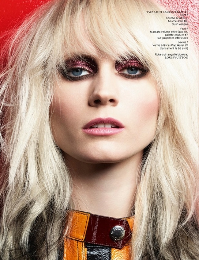 FRENCH REVUE DE MODES Rock & Roll by Thierry le Goues. Spring 2015, www.imageamplified.com, image Amplified (1)