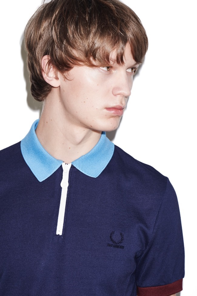LOOKBOOK Fred Perry x Raf Simons Fall 2015. www.imageamplified.com, Image Amplified (6)