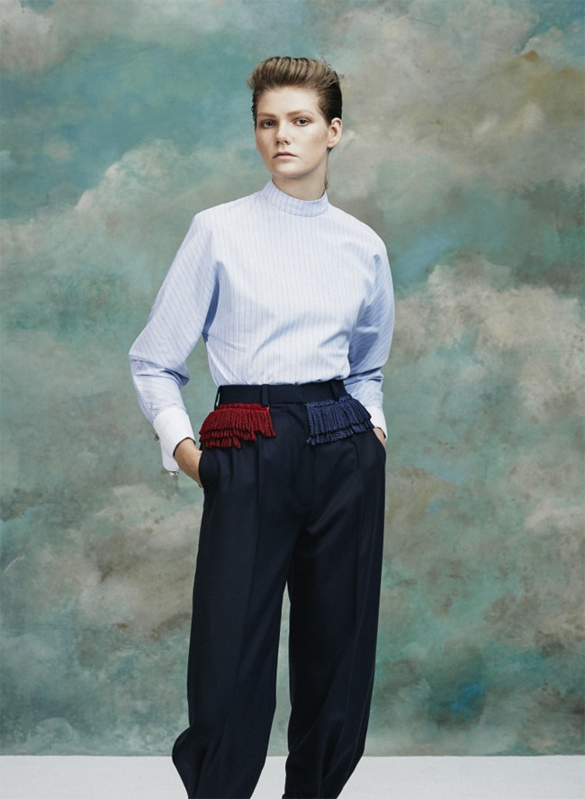 VOGUE ITALIA Marland Backus by Roe Ethridge. Marie Chaix, August 2015, www.imageamplified.com, Image Amplified (5)