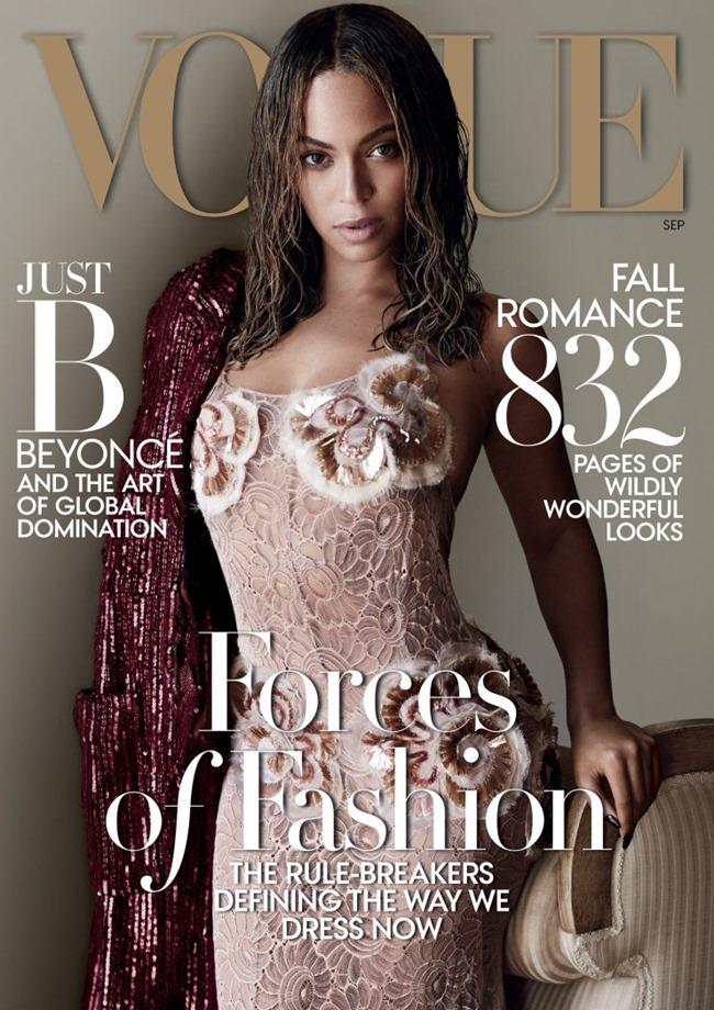 VOGUE MAGAZINE Beyonce by Mario Testino. Tonne Goodman, September 2015, www.imageamplified.com, Image Amplified (1)