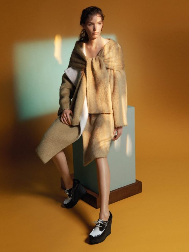 CAMPAIGN Alisa Ahmann for Sportmax Fall 2015 by David Sims. Marie Chaix, www.imageamplified.com, Image Amplified (8)