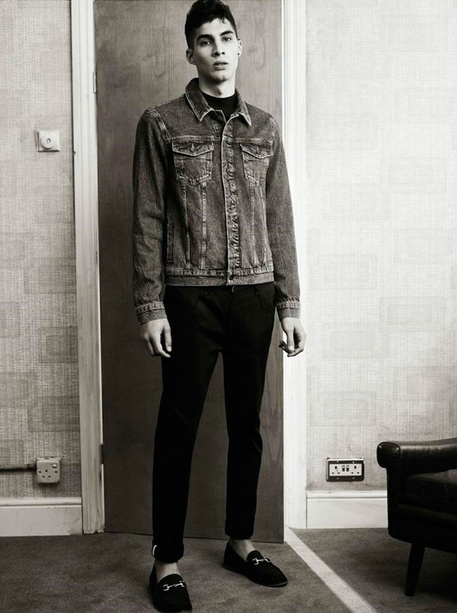 CAMPAIGN Tompan Essentials Fall 2015 by Thomas Cooksey. Harry Lambert, www.imageamplified.com, Image Amplified (3)
