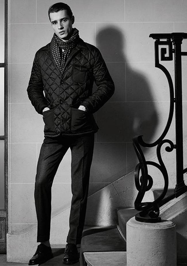 LOOKBOOK Adrien Sahores for Defursac Fall 2015 by Karim Sadli. www.imageamplified.com, Image amplified (7)