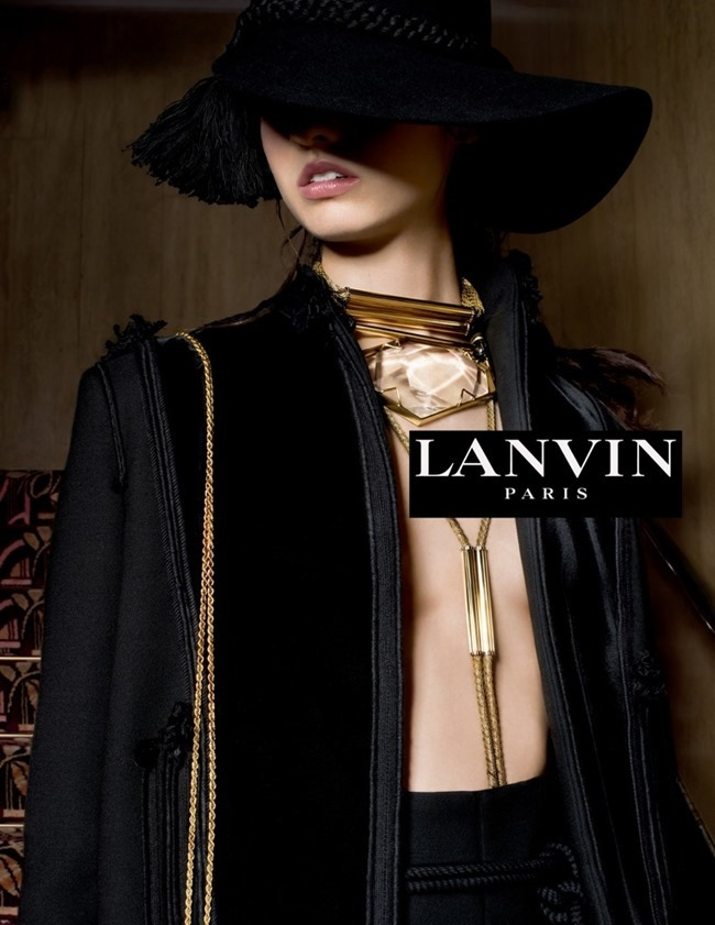 CAMPAIGN Lanvin Fall 2015 by Tim Walker. Jacob K, www.imageamplified.com, Image amplified (6)