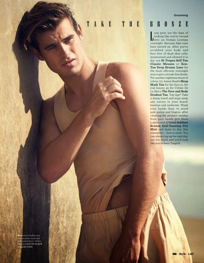 GQ STYLE UK Beach Buff & Beyond by Boo George. Luke Day, Summer 2015, www.imageamplified.com, Image Amplified (3)