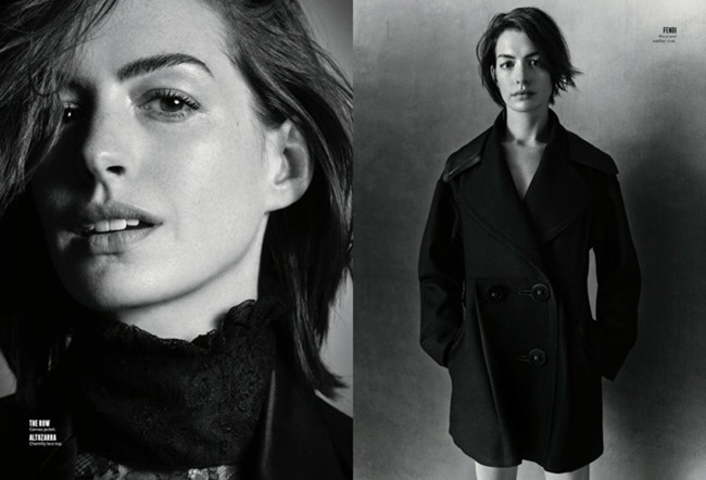 INSTYLE MAGAZINE Anne Hathaway by Michelangelo di Battista. Melissa Rubini, September 2015, www.imageamplified.com, Image Amplified (2)