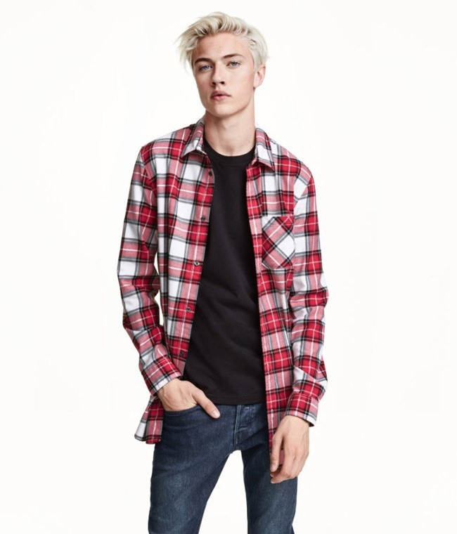 LOOKBOOK Lucky Blue Smith for H&M Fall 2015. www.imageamplified.com, Image amplified (19)