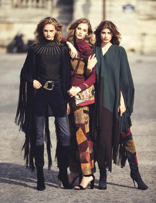 VOGUE SPAIN Sanne Vloet, Larissa Hofmann & Melina Gesto by David Bellemere. Marina Gallo, September 2015, www.imageamplified.com, Image Amplified (18)