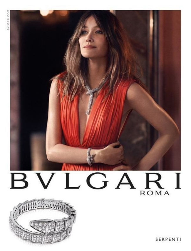 CAMPAIGN Carla Bruni for Bulgari Fall 2015 by Mikael Jansson. www.imageamplified.com, Image Amplified (3)