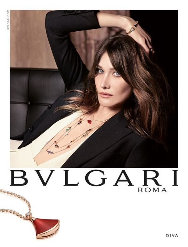 CAMPAIGN Carla Bruni for Bulgari Fall 2015 by Mikael Jansson. www.imageamplified.com, Image Amplified (4)