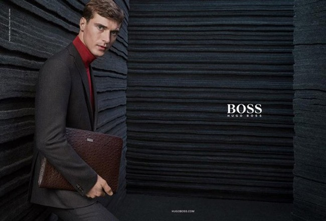 CAMPAIGN Clement Chabernaud for BOSS Fall 2015 by Inez & Vinoodh. Joe McKenna, www.imageamplified.com, Image Amplified (1)